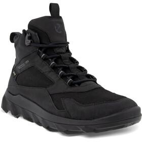 ECCO MX Mid Shoes GTX TEX Men, zwart